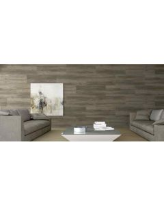 "LDI - Easton: Bark 8""x45"" - Porcelain Tile"