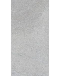 """LDI - Geologic: Graben Grey 11.5""""x47"""" - Polished Porcelain Tile"""