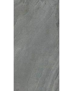 "LDI - Geologic: Metal Black 23""x47"" - Polished Porcelain Tile"