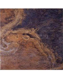 """LDI - Modern Slate: Multicolor 13""""x13"""" - HD Ceramic Tile"""
