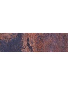 """LDI - Modern Slate: Multicolor 5""""x24"""" - HD Ceramic Tile"""