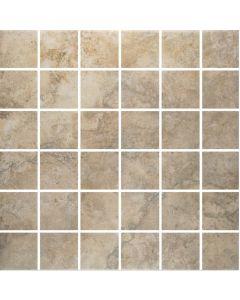 "LDI - Napa: Athena 13""x13"" - Ceramic Mosaic"