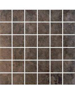 """LDI - Napa: Zeus 13""""x13"""" - Ceramic Mosaic"""