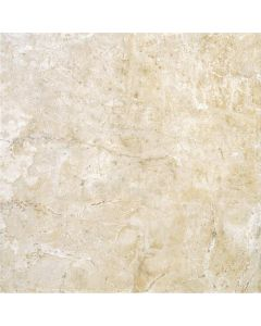 "LDI - Reale Travertino: Ivory 13""x13"" - Ceramic Tile"