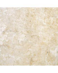 "LDI - Reale Travertino: Ivory 16""X16"" - Ceramic Tile"