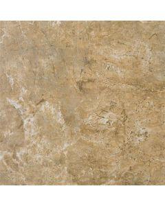 "LDI - Reale Travertino: Noce 16""x16"" - Ceramic Tile"