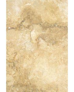 "LDI - Reale Travertino: Walnut 16""x16"" - Ceramic Tile"