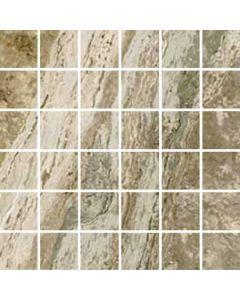 """LDI - Savona: Caramel 13""""x13"""" - Porcelain Mosaic"""