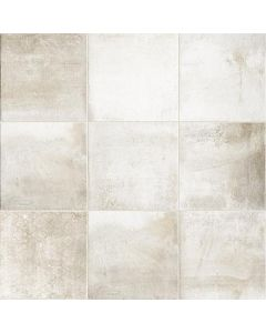 "LDI - Villa Medici: White 13""x13"" - Porcelain Tile"