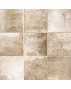 "LDI - Villa Medici: Grey 6.5""x6.5"" - Porcelain Tile"