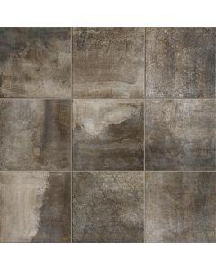 "LDI - Villa Medici: Smoke 20""x20"" - Porcelain Tile"