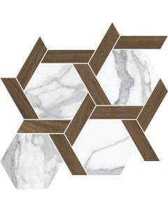 LDI - Contour: Mosaic Mix 11 x 13 - Durabody Ceramic