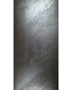 """Bellezza Ceramics - Metallic : Neo Gunmetal 12""""X24"""""""