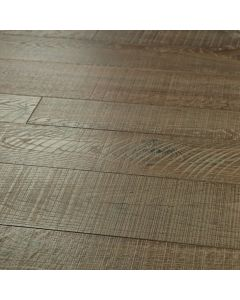 Hallmark Floors - Organic 567: Gunpowder - Engineered Handscraped Frenh Oak