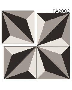 "Ottimo Ceramics - Broadway: FA2002 8""x8"" - Porcelain Tile"