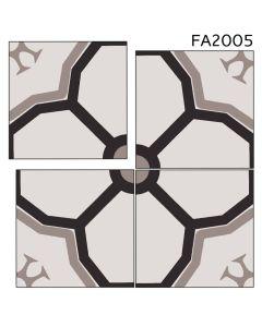 Ottimo Ceramics - Broadway: FA2005 - Porcelain Tile