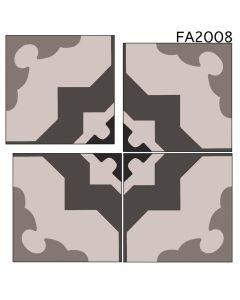 "Ottimo Ceramics - Broadway: FA2008 8""x8"" - Porcelain Tile"