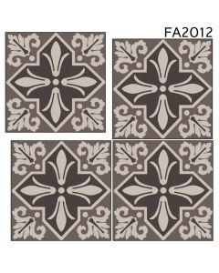 "Ottimo Ceramics - Broadway: FA2012 8""x8"" - Porcelain Tile"