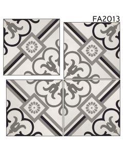 "Ottimo Ceramics - Broadway: FA2013 8""x8"" - Porcelain Tile"