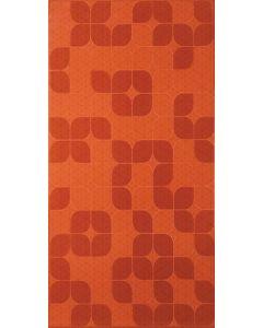 LDI - Kaleido: Papaya Curved Wall 12 x 24 - Ceramic Tile