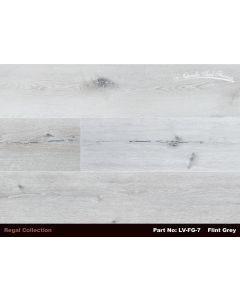 Naturally Aged Flooring - Regal: Flint Grey - 5MM LVP