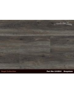 Narually Aged Flooring - Regals: Greystone - 5MM SPC Vinyl