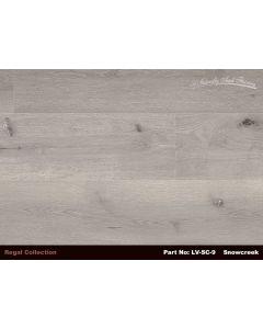 Naturally Aged Flooring - Regal: Snowcreek - 5MM SPC Vinyl