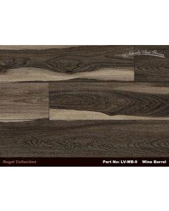 Naturally Aged Flooring - Regal: Wine Bareel - 5MM SPC Vinyl