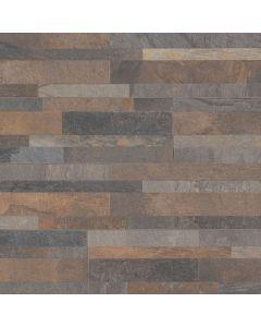 "MSI Stone - Dekora: Rocky Gold 6"" x 24"" - Porcelain Panel"