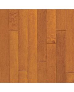 """Bruce Hardwood - Turlington Lock&Fold 5"""": Russet/Cinnamon"""