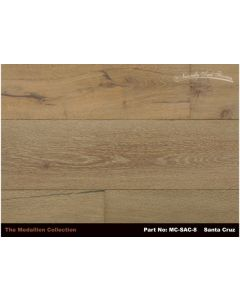 Naturally Aged Flooring - Santa Barbara -  Engineered Smooth