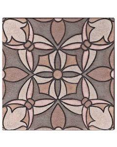Arto Brick - Handpainted Deco: SD111TAN- Artillo Tile
