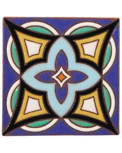 Arto Brick - California Revival: SD115A - Handpainted Deco Tile