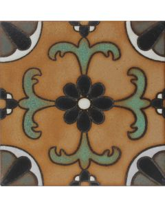 Arto Brick - Handpainted Deco: SD125HB- Artillo Tile