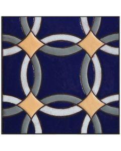 Arto Brick - Handpainted Deco: SD217A- Artillo Tile