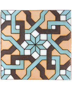 Arto Brick - Handpainted Deco: SD225HA- Artillo Tile
