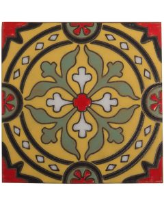 Arto Brick - Handpainted Deco: SD227HF- Artillo Tile