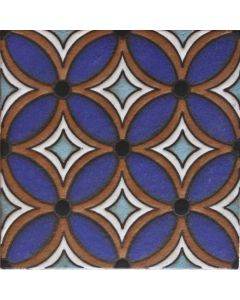 Arto Brick - Handpainted Deco: SD230HD- Artillo Tile