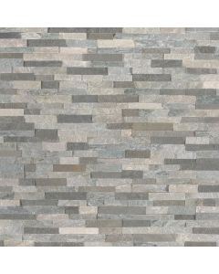 "MSI Stone - M-Series: Sierra Blue 4.5"" x 16"" - Stacked Stone Panel"