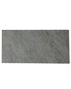 """Western Pacific - Concrete: Silver 12""""X24"""""""
