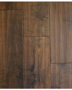 SLCC Flooring - Karuna: Rumi - Engineered Handscraped Oak