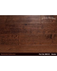 Naturally Aged Flooring - Nantucket: Smoke - Engineered Handscraped