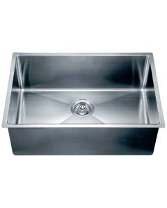 Dawn® Undermount Small Corner Radius Single Bowl Sink