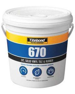 Titebond 670 - Resilient Flooring Adhesive