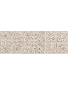 "Ottimo Ceramics - Track Art: Beige Art 12""x36"" - Ceramic Tile"