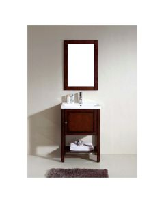 Dawn® Vanity Set: Counter Top (RAT241501-04), Cabinet (RAC231532-04), Mirror (RAM210131-04)