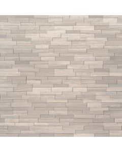 "MSI Stone - M-Series: White Oak 4.5"" x 6"" - Stacked Stone Panel"