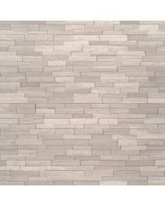 "MSI Stone - M-Series: Oak White 4.5"" x 6"" - Stacked Stone Panel"