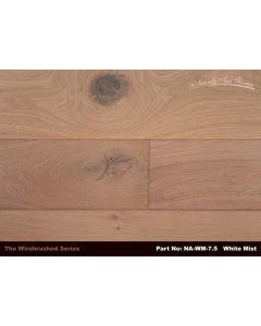 White Oak - Engineered Wirebrushed