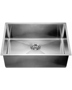 Dawn® Undermount Extra Small Corner Radius Single Bowl